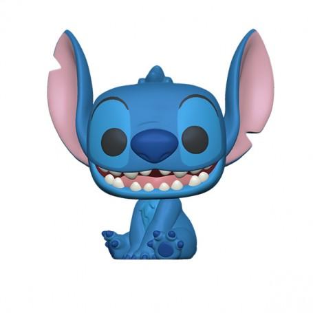 Disney Pop - Lilo & Stitch Stitch Smile Seated - 10CM