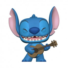 Disney Pop - Lilo & Stitch - Stitch Ukelele - 10CM