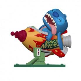 Disney Pop - Rides Lilo & Stitch - Stitch In Rocket - 10CM