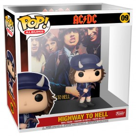 Figurine POP Albums -  ACDC - Highway to Hell