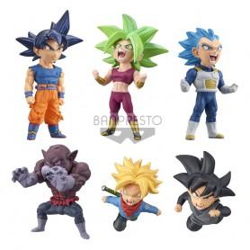 Dragon Ball Super assortiment statuettes WCF ChiBi 7 cm Battle of Saiyans Vol. 6 (12)