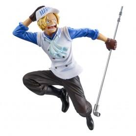 One Piece statuette PVC magazine Sabo Special Color Version 13 cm