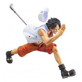 One Piece statuette PVC magazine Portgas D. Ace Special Color Version 13 cm