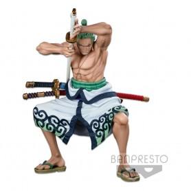One Piece statuette Master Stars Piece The Roronoa Zoro (The Brush) 22 cm