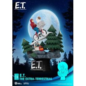 E.T. l´extra-terrestre diorama PVC D-Stage Iconic Scene Movie Scene 15 cm