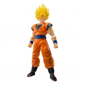 Dragonball Z figurine S.H. Figuarts Super Saiyan Full Power Son Goku 14 cm