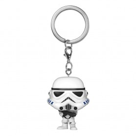 Star Wars présentoir porte-clés Pocket POP! Vinyl Stormtrooper 4 cm (12)