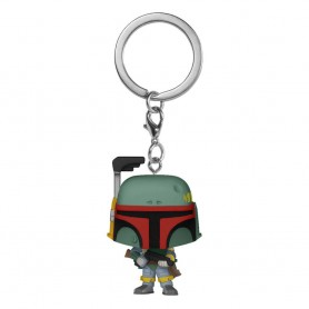 Star Wars présentoir porte-clés Pocket POP! Vinyl Boba Fett 4 cm (12)