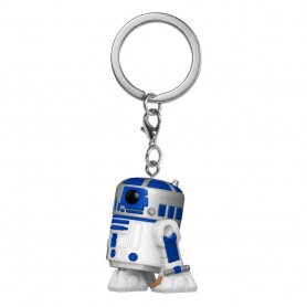 Star Wars présentoir porte-clés Pocket POP! Vinyl R2-D2 4 cm (12)
