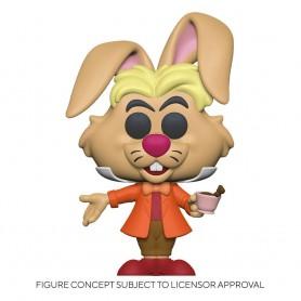 Alice au pays des merveilles Figurine POP! Disney Vinyl March Hare 9 cm