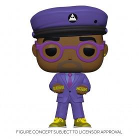 Spike Lee Figurine POP! Directors Vinyl Spike Lee (Purple Suit) 9 cm