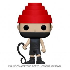 Devo POP! Rocks Vinyl Figurine Whip It w/Whip 9 cm