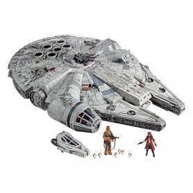 Star Wars Galaxy's Edge Vintage Collection véhicule Millennium Falcon Smuggler´s Run