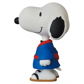 Peanuts mini figurine Medicom UDF série 12 Yukata Snoopy 7 cm