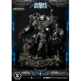 DC Comics statuette Justice Buster by Josh Nizzi Ultimate Version 88 cm
