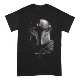Star Wars The Mandalorian T-Shirt Bounty Hunter (L)