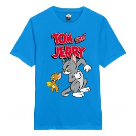 Tom & Jerry T-Shirt Cat And Mouse (XL)