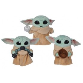 Star Wars The Mandalorian assortiment peluches The Child 17 cm (12)