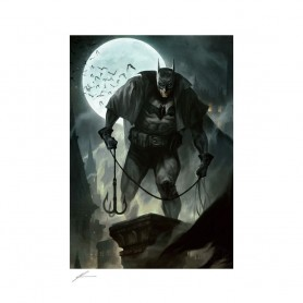 DC Comics impression Art Print Batman: Gotham by Gaslight 46 x 61 cm - non encadrée