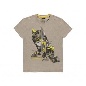 Batman T-Shirt Caped Crusader (S)