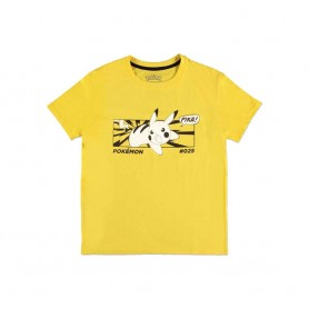 Pokémon T-Shirt femme Pika (M)