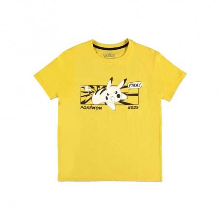 Pokémon T-Shirt femme Pika (S)