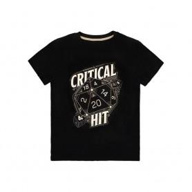 Dungeon & Dragons T-Shirt Critical Hit (L)