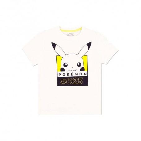 Pokémon T-Shirt femme  025 (L)