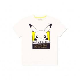 Pokémon T-Shirt femme  025 (S)