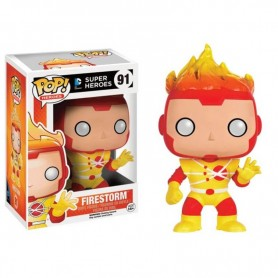 91 Firestorm DC Comics POP  id9
