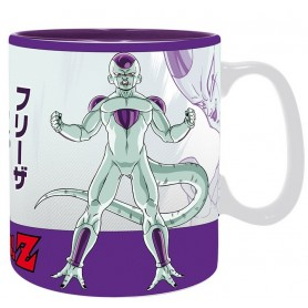 DRAGON BALL - Mug - 460 ml - DBZ/Goku vs Freezer - avec boîte