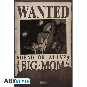 ONE PIECE - Poster Wanted Big Mom  52x35