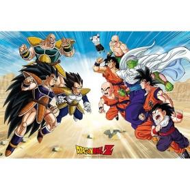 DRAGON BALL - Saiyajin Arc - Poster roulé filmé  91.5x61