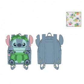 Disney Loungefly Mini Sac A Dos Stitch Luau Cosplay