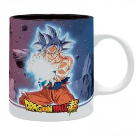 DRAGON BALL SUPER - Mug - 320 ml - Goku UI Vs Jiren- subli - avec boîte