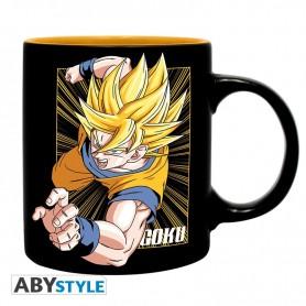 DRAGON BALL - Mug - 320 ml - Goku et Vegeta