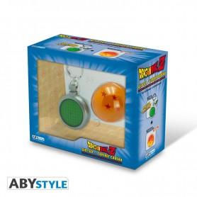 DRAGON BALL - Gift set Radar keychain + Dragon Ball 56 mm