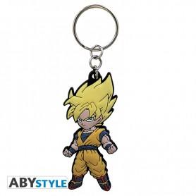 DRAGON BALL - Porte-clés PVC DBZ/Goku