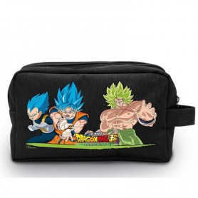 TROUSSE DE TOILETTE BROLY VS GOKU et VEGETA