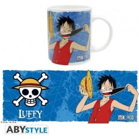 Mug One Piece Luffy et Emblem