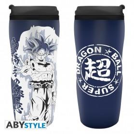 DRAGON BALL SUPER - Mug de voyage - Goku Ultra Instinct