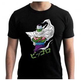 S-DRAGON BALL - Tshirt DBZ/ Piccolo homme MC black - new fit - Taille