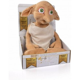 HARRY POTTER Peluche sonore Dobby