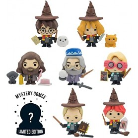 Harry Potter figurines / gommes Gomee Harry Potter