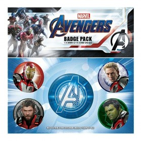 Avengers: Endgame badge