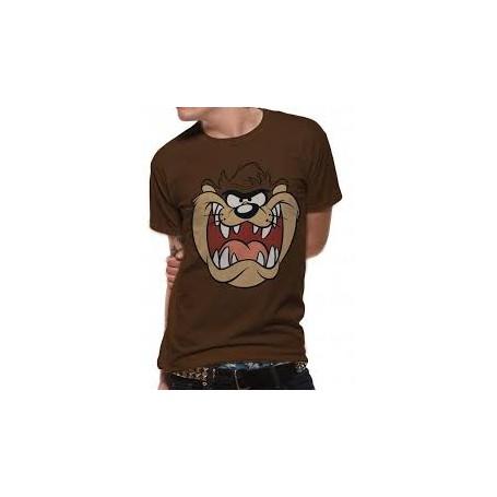 Looney Tunes T-shirt Taz Face
