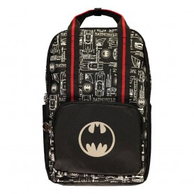 Batman sac à dos Batmobile AOP