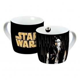 Star Wars mugs Han Solo (carton de 6)