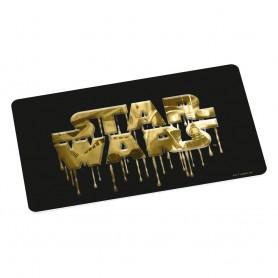 Star Wars planches à découper Logo Gold (carton de 6)