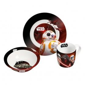 Star Wars VII sets petit-déjeuner Episode VII (carton de 6)